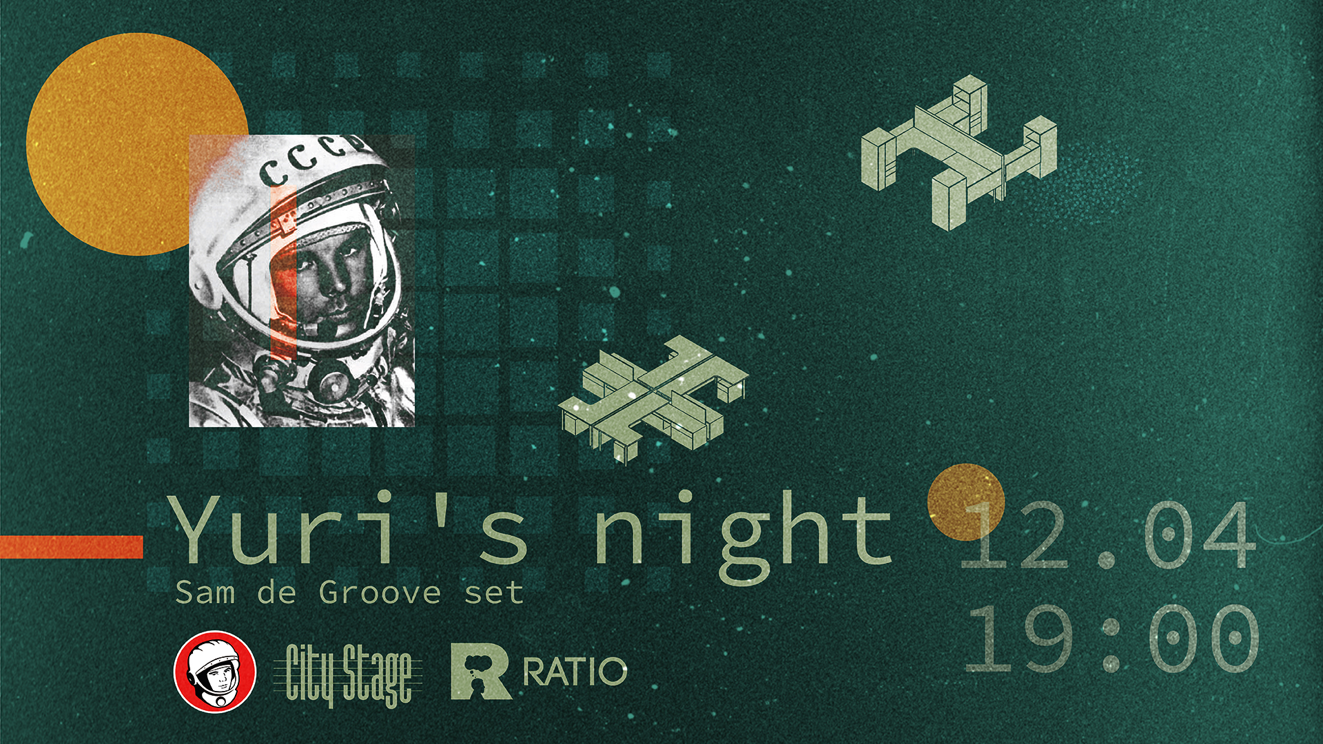 Yuri`s Night – Sofia 2019
