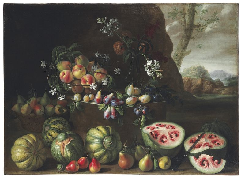 watermelons in the past