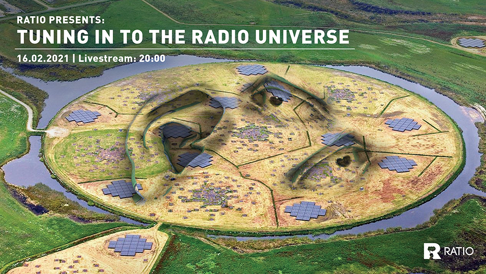Ratio presents: Tuning in the Radio Universe