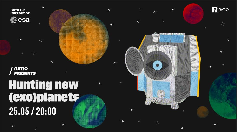 Ratio presents: Hunting new (exo)planets