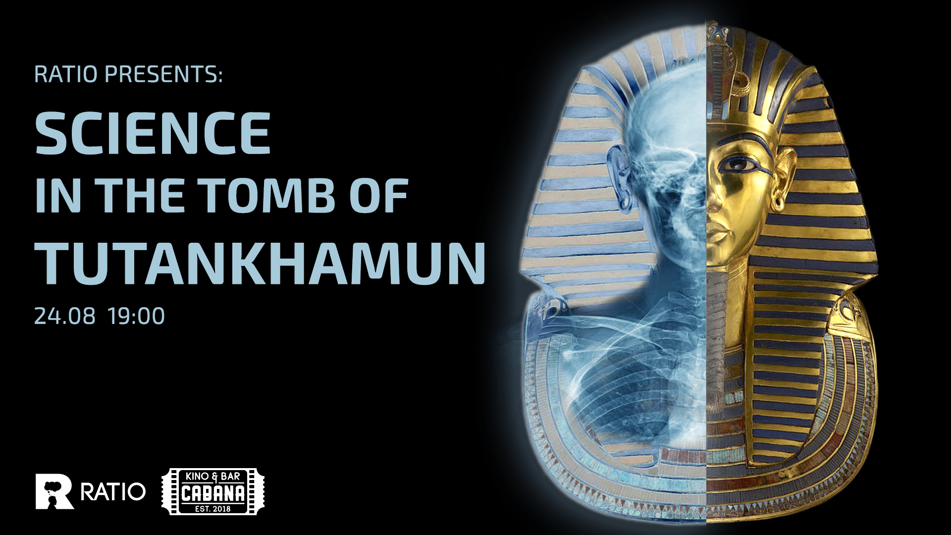 Ratio presents: Science in the Tomb of Tutankhamun